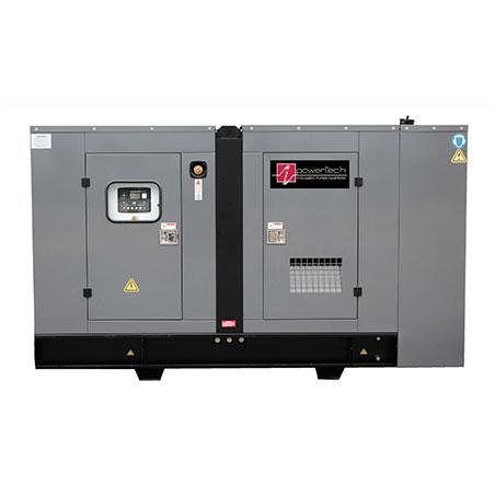 Generador eléctrico motor Perkins-Powertech